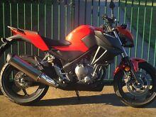 Honda CB300FA LAMS as new $4900,may trade another road bike. Launceston Launceston Area Preview