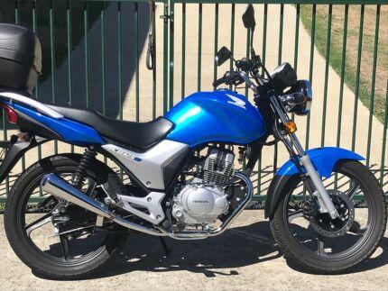 2 X Honda CB125E's LAMs , 2011 @ $1800 & 2012 @ $2200.