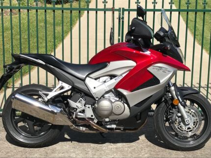 Honda VFR800X Cross Runner ,may trade another road bike, $7900