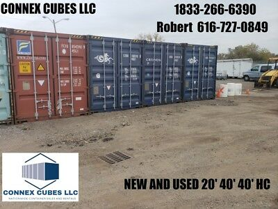 40 Used Shipping Containers For Sale Raleigh North Carolina