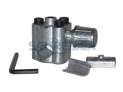 Einstechventil, 06 - 10mm,für Kältemittelleitungen, NEU
