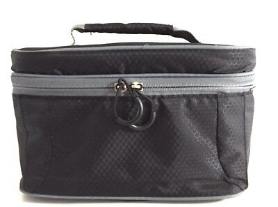 Lunch Box Black Insulated Cooler Liner, BEST SALE , US SELLER