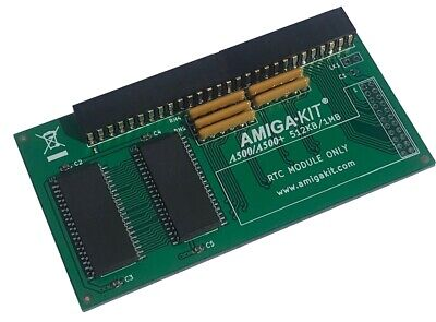 A500+ 1MB MEMORY RAM EXPANSION COMMODORE AMIGA 500 PLUS NEW FROM AMIGA KIT 0502