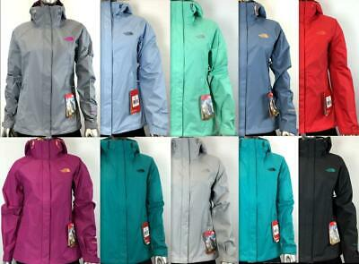 New Women's The North Face Venture Jacket  Style A8AS Waterproof Breathable 2015