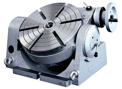 10 Precision Tilting Rotary Table