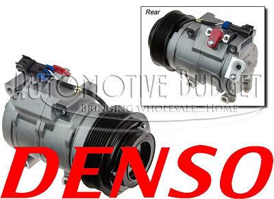 Ac Compressor Wclutch For Hagie John Deere Backhoes Sprayers Tractors -oem