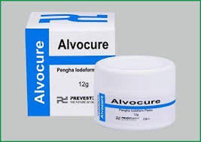 12gm Jar Alvocure Dry Socket Paste - Pengha Alveolar Alvogyl Dental Dressing New