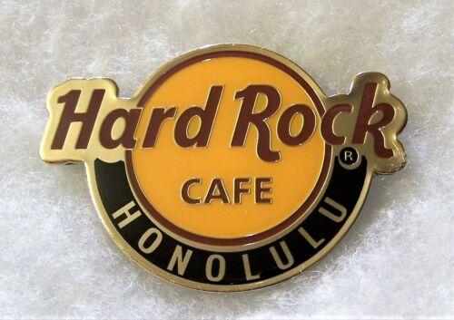 HARD ROCK CAFE HONOLULU CLASSIC LOGO MAGNET
