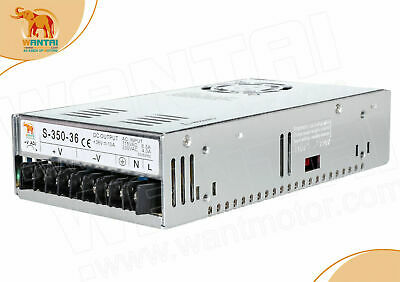 Wantai 1 Pc Single Output Switching Power Supply 350w 36v S-350-36 0-9.8a