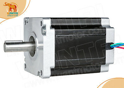 Us Free Nema 42 Stepper Motor12.5n.m 100mm 6a  Key Way 6635 19mm Shaft