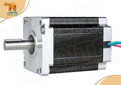 Us Free Nema 42 Stepper Motor12.5n.m 100mm 6a  Key Way 6635 19mm Shaft