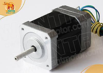Reprap 3d Printer Cnc Nema 17 Wantai Brushless Dc Motor 4000rpm 24vdc52w3phs