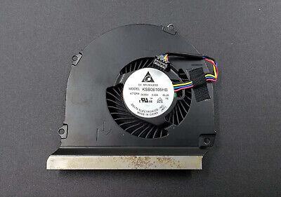 Genuine Dell Latitude E6440 CPU Cooling Fan w// Heatsink /& Screws VTNGR 0VTNGR