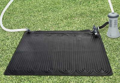 Intex Solar Panel Swimming Pool Heating Mat Hot Water Energy Sun Heater