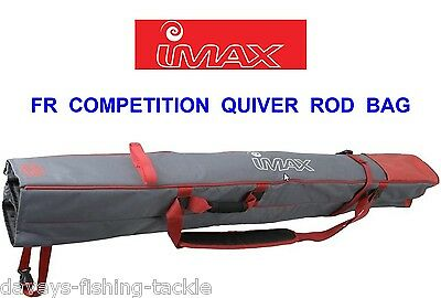 IMAX FR COMPETITION QUIVER ROD BAG SEA FISHING SPINNING BEACHCASTER ROD HOLDALL