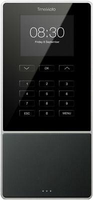 Zeiterfassungssystem TImeMoto TM-616 Büroelektronik RFID-Leser  unvollständig