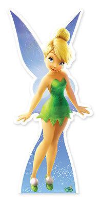 TINKERBELL Tink Disney Fairy CARDBOARD CUTOUT STANDEE STANDUP Faries Peter Pan