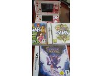 DS Lite - White - Bundle