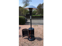 Gas Patio Heater and Durable Cover inc (bought from John Lewis)