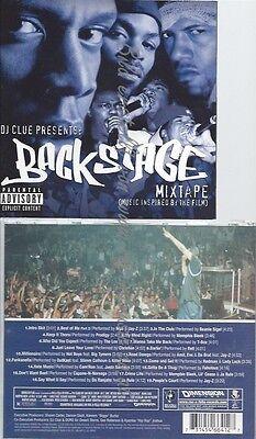 CD--DJ CLUE--BACKSTAGE-MIX TAPE SOUNDTRACK ()