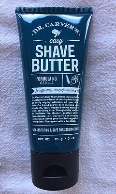 Dr  Carvers Easy Shave Butter  3Oz   Dollar Shave Club