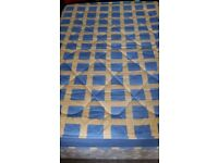 Double mattress and divan