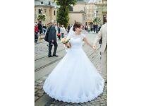 beautiful dress size 8