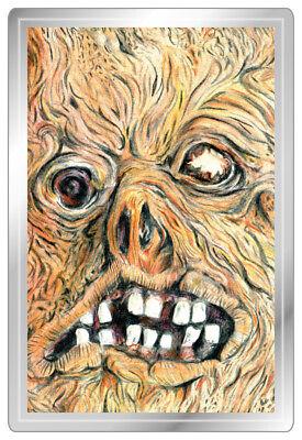 EVIL DEAD, BOOK OF THE DEAD, NECRONOMICON 52 x 77mm Fridge Magnet