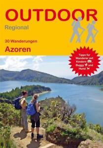 30 Wanderungen Azoren von Susanne Jaep (2017, Taschenbuch)