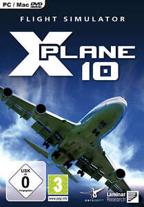 X-Plane 10 - Flight Simulator - !! DEUTSCH !! - METALLBOX - US Community Edition