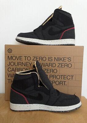 Nike Snaekers Air Jordan 1 Cráter High Zoom Basket Ecológicas y recicladas