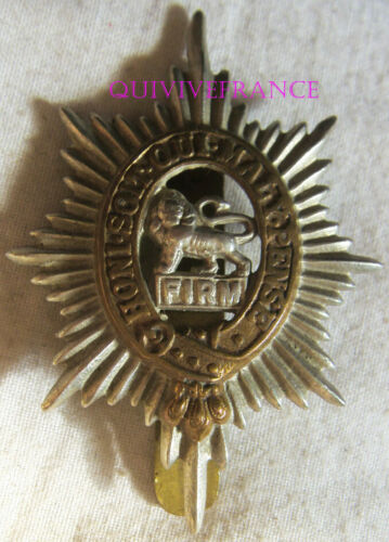IN18799 - WW1 The Worcestershire Regiment Cape Badge