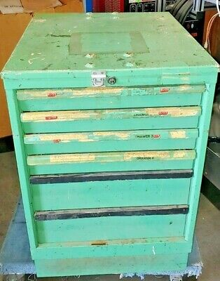 6-drawer Tool Cabinet 28w X 23d X 33h