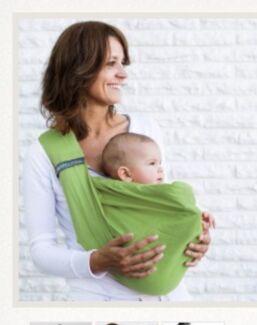 Minimonkey baby sling