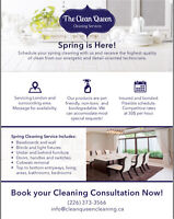 Hire Londons Premier Cleaning Service! First-Time Specials