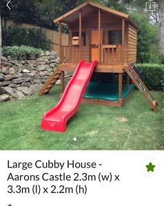 Wanting a outdoor cubby house Tahmoor Wollondilly Area Preview
