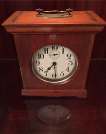 Westclox Big Ben in wooden case