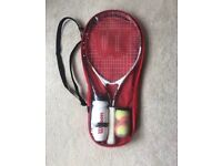Tennis starter racket