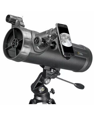 """National Geographic 114mm Reflecting Telescope, 4.5"""" Aperture"""