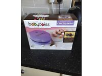 Babycakes Non-Stick Cake Pop Maker Great Gift
