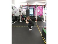 Female Personal Trainer Central London