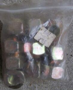 """1/2"""" R/H X 1"""" O/D HEX WHEEL NUTS , 2 - 20 PACKS $20.00 PER PACK. Belleville Belleville Area image 3"""