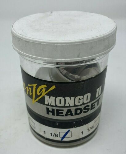 Onza Mongo II 1 1/8 Threaded Headset NOS Made in USA