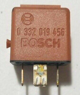 FULL 60 day warranty 0 332 014 156 ORIGINAL OEM Relay Bosch Black case