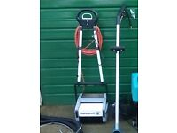 Carpet cleaner truvox mw240 multiwash