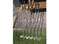 Golf Clubs / Golf irons - Callaway X-18 Pro Series 4 iron to PW