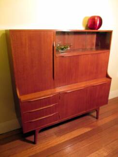 Noblett Buffet/ Cocktail Bar/Sideboard retro *Free local Delivery