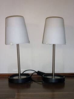 Pair of Bedside Lamps Beeliar Cockburn Area Preview