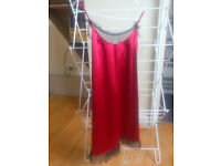 Surprise your partner on that special night ... Elegant but sexy nightie (size 8, Chantelle Paris)