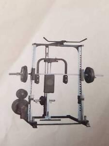 Multi Smith Machine (RRP $2700) Belmore Canterbury Area Preview